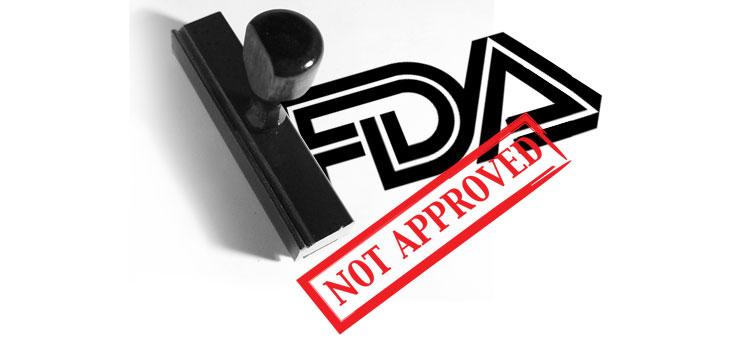 FDA cracks down Cannabis